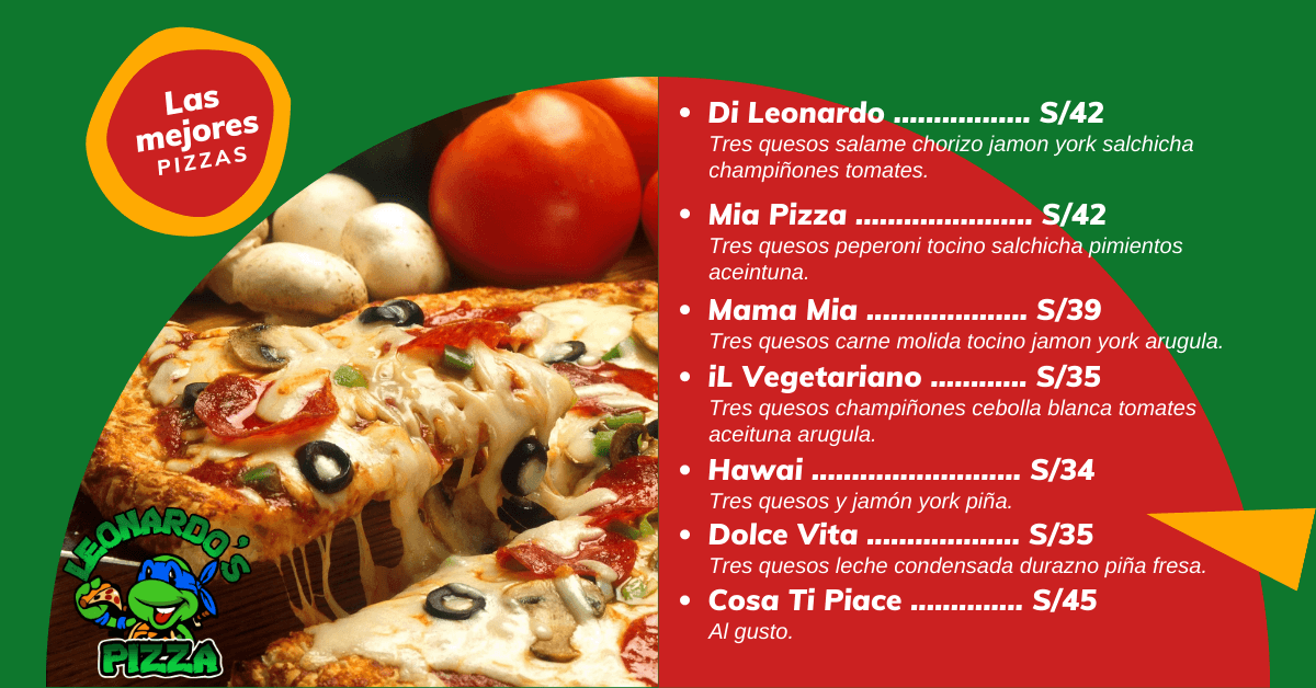 Leonardos Pizza