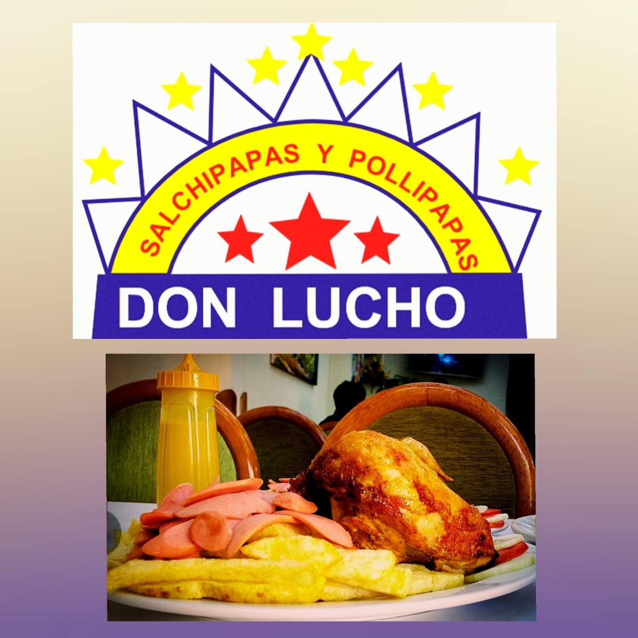 Don Lucho Cusco Logo