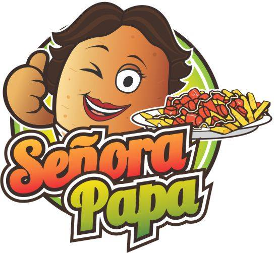 Señora Papa Cusco Logo